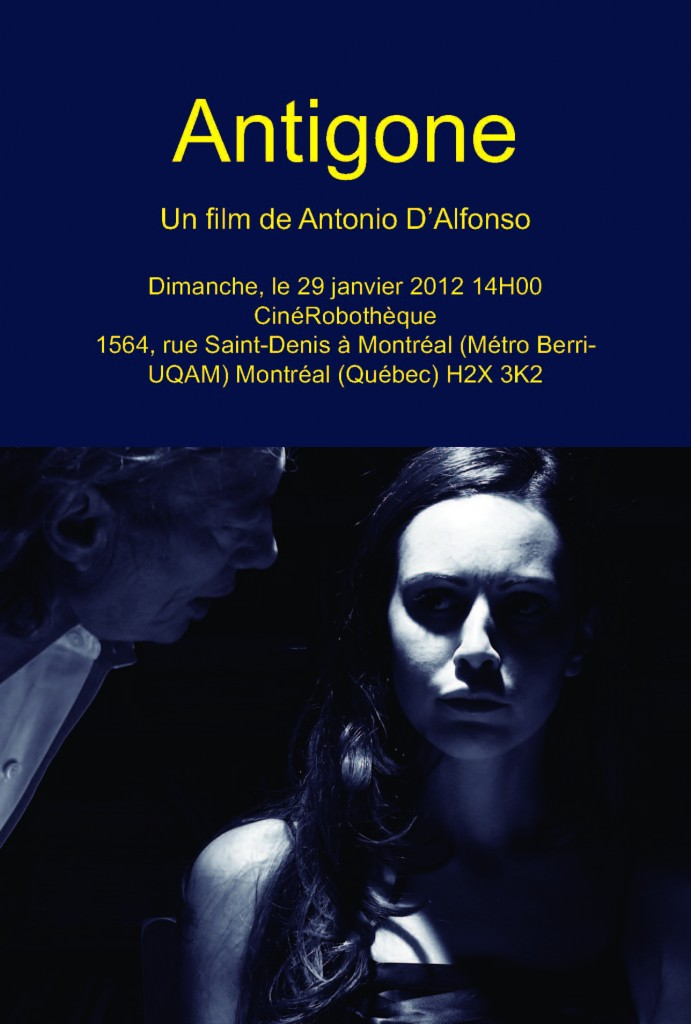 response to antigone film Antigone, film, dir yorgos javellas xxx disobedience and responses to those objections) casteel, joshua  how can i create the world i want to live in.